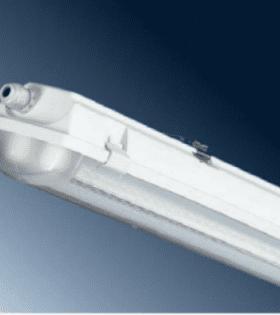 máng đèn led chống thấm 2x1m2