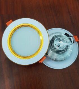 đèn led âm trần 7w - đèn downlight 7w