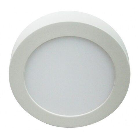 đèn led ốp trần 6w tròn