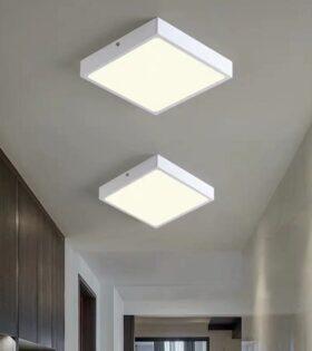 đèn led ốp trần 18w vuông