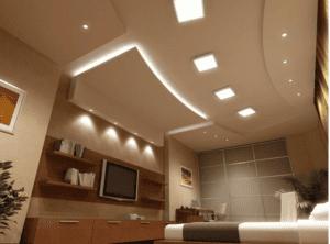 đèn led panel ốp trần 600x600