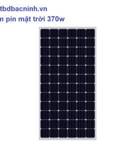 tấm pin năng lượng mặt trời 370w
