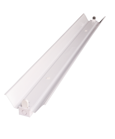 Máng đèn chóa sơn tĩnh điện 1m2