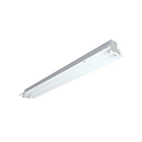 Máng đèn LED chóa sơn tĩnh điện 2x1m2 gắn trần
