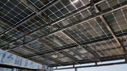 hệ thống điện mặt trời bám tải 3kw cho hộ gia đìnhd