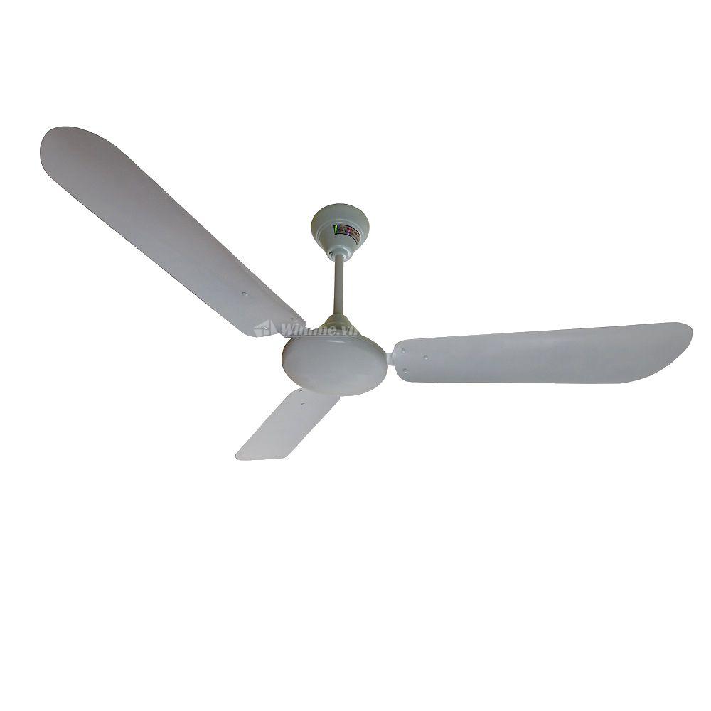 quạt trần điện cơ thống nhất vinawind qt1400-s cánh sắt