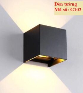 Đèn tường 2 đầu bóng LED 6W G102