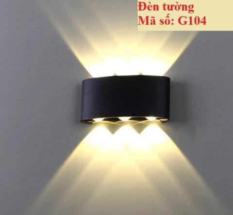 Đèn ốp tường 2 đầu