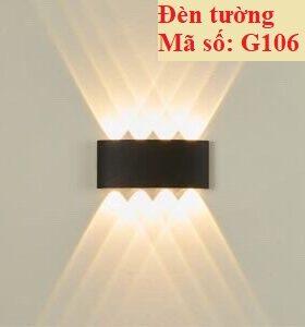 đèn led tường trang trí