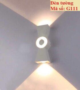 Đèn hắt ốp tường trang trí phòng khách 14w G111