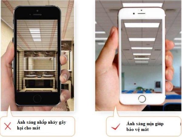 Chọn chip LED chất lượng cao